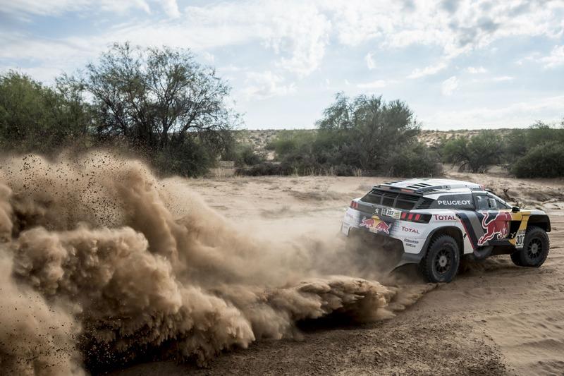 Сириль Депре, Peugeot Sport Peugeot 3008 DKR