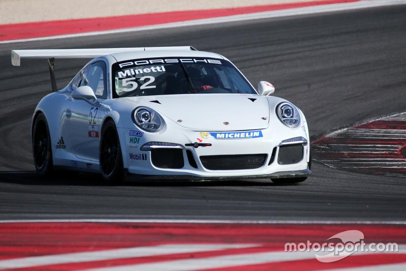 Roberto Minetti, Ghinzani Arco Motorsport