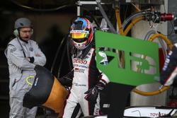 #9 Toyota Gazoo Racing Toyota TS050 Hybrid: Jose Maria Lopez