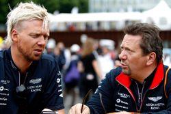 #95 Aston Martin Racing Aston Martin Vantage: Nicki Thiim és Jan Struve