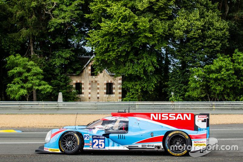 #25 Algarve Pro Racing Ligier JSP2 Nissan: Майкл Мунеманн Кріс Хой, Парт Горпейд