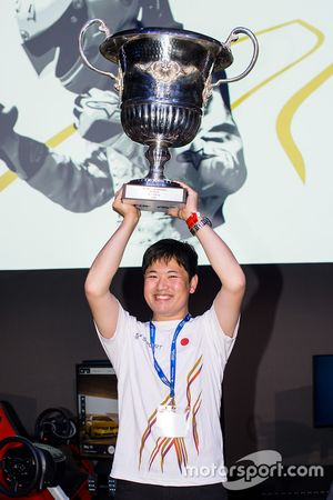 Winner Takuya Takahashi