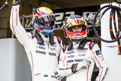 #1 Porsche Team Porsche 919 Hybrid: Mark Webber and Timo Bernhard