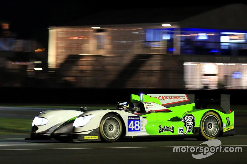 34th: #48 Murphy Prototypes Oreca 03R Nissan: Ben Keating, Jeroen Bleekemolen, Marc Goossens