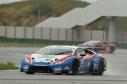Frassineti-Gattuso, Ombra Srl, Lamborghini Huracan-GT3 #12