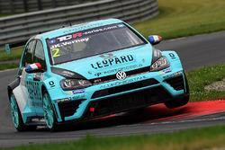 Jean-Karl Vernay Volkswagen Golf GTI TCR Leopard Racing