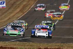 Gaston Mazzacane, Coiro Dole Racing Chevrolet, Jose Savino, Savino Sport Ford, Mariano Altuna, Altun