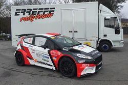 Stefano Baccega, Erreffe Rally Team