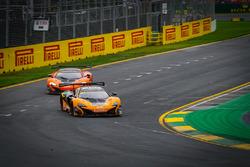 #61 SLR TEKNO Autosport McLaren 650S GT3: Nathan Antunes, Elliot Barbour