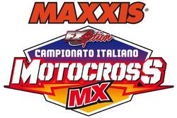 Logo Campionato Italiano Motocross 2016