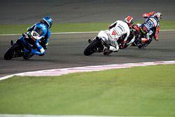 Niccolò Antonelli, Ongetta-Rivacold, Honda;Fabio Quartararo, Leopard Racing, KTM; Romano Fenati, SKY