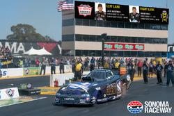 Sonoma Raceway LED scoring displays
