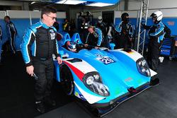 #29 Pegasus Racing Morgan - Nissan: Inès Taittinger, Remy Striebig, Stéphane Raffin, Leo Roussel