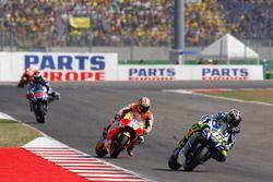 Valentino Rossi, Yamaha Factory Racing, Dani Pedrosa, Repsol Honda Team, Jorge Lorenzo, Yamaha Facto