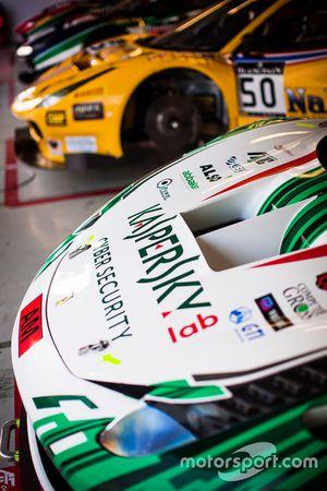 #49 AF Corse, Ferrari 458 Italia GT3