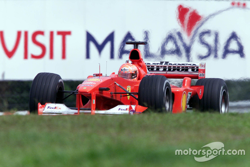 2000 Malaysian GP, Ferrari F1-2000