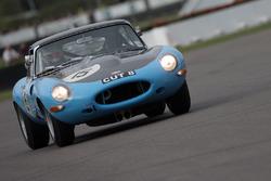 Jaguar E-Type FHC - 1962 - Andrew Newall