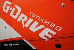G-Drive logo