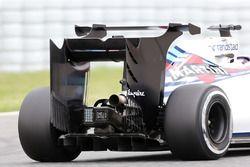 Williams F1 Team, rear wing
