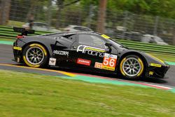 #56 AT Racing Ferrari F458 Italia: Alexander Talkanitsa Sr., Alexander Talkanitsa Jr., Davide Rigon