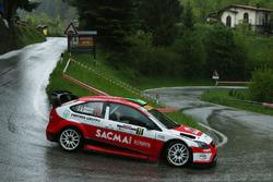 Luigi Fontana e Roberto Mometti, Bluthunder Racing Italy