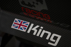 Logo von Jordan King, Racing Engineering