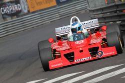 Franco Meiners, Ferrari 312B3