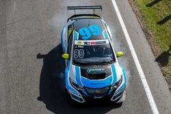 Josh Files, Target Competition, Honda Civic TCR