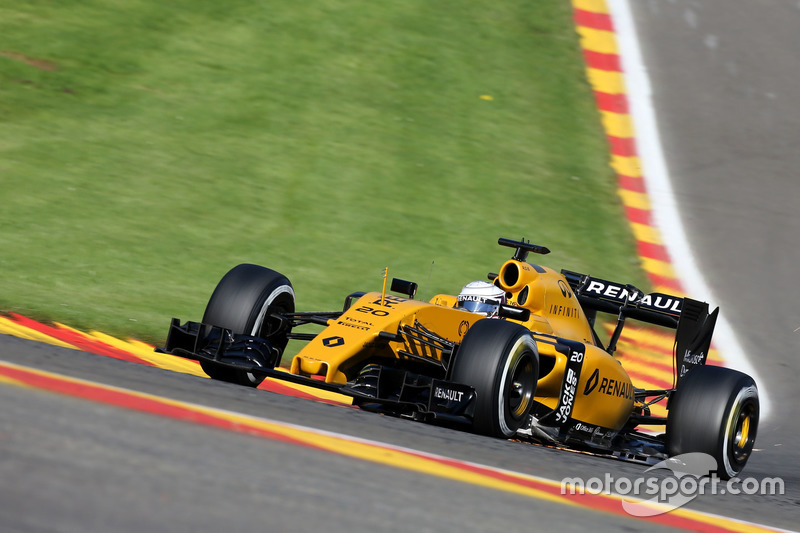 Kevin Magnussen, Renault Sport F1 Team