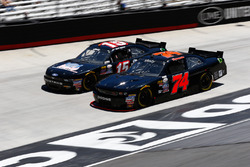 Mike Harmon, Dodge; Jeff Green, Dodge