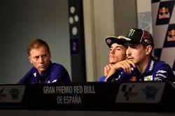 Lin Jarvis, Maverick Viñales, Team Suzuki MotoGP, Jorge Lorenzo, Yamaha Factory Racing