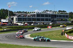 #33 Always Evolving Racing Nissan GT-R-GT3: James Davison