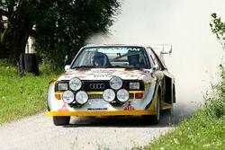 #57 David Kedward, Paula Kedward, Audi S1 E2