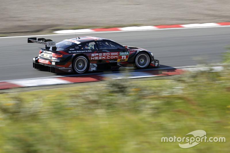 19. Rene Rast, Audi Sport Team Rosberg, Audi RS 5 DTM