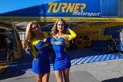 Hermosas chicas de Turner Motorsport