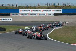 Start, Maximilian Günther, Prema Powerteam Dallara F312 - Mercedes-Benz