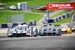 #7 Villorba Corse Ligier JSP3 - Nissan: Roberto Lacorte, Giorgio Sernagiotto, Nicollo Schiro