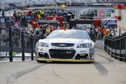 Le gagnant, Kevin Harvick, Stewart-Haas Racing Chevrolet