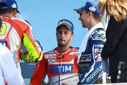 Andrea Dovizioso, Ducati Team, deuxième