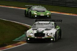 #7 Bentley Team M-Sport, Bentley Continental GT3: Guy Smith, Vincent Abril, Steven Kane