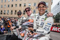 #57 Team AAI Chevrolet Corvette C7-R: Oliver Bryant, Johnny O'Connell, Mark Patterson