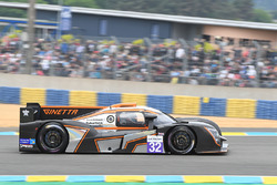 #32 Lawrence Tomlinson Ginetta P3-15 - Nissan: Lawrence Tomlinson, Charlie Robertson
