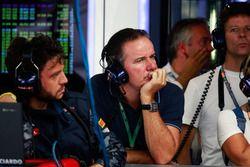 Raymond Vermeulem, Manager of Max Verstappen, Red Bull Racing