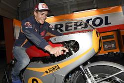 Marc Marquez, Repsol Honda Team avec la Honda RC181