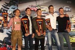 Meister: 1. #29 Montaplast by Land-Motorsport, Audi R8 LMS: Connor De Phillippi, Christopher Mies; 2. #17 KÜS TEAM 75 Bernhard, Porsche 911 GT3 R: David Jahn; 3. #77 Callaway Competition, Corvette C7 GT3: Daniel Keilwitz