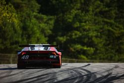 #48 Paul Miller Racing, Lamborghini Huracan GT3: Madison Snow, Bryan Sellers, Bryce Miller