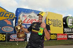 Pro Stock winner Vincent Nobile