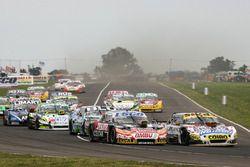 Mauricio Lambiris, Coiro Dole Racing Torino, Facundo Ardusso, JP Racing Dodge, Laureano Campanera, D