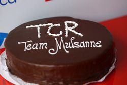 Kuchen von Mulsanne Racing