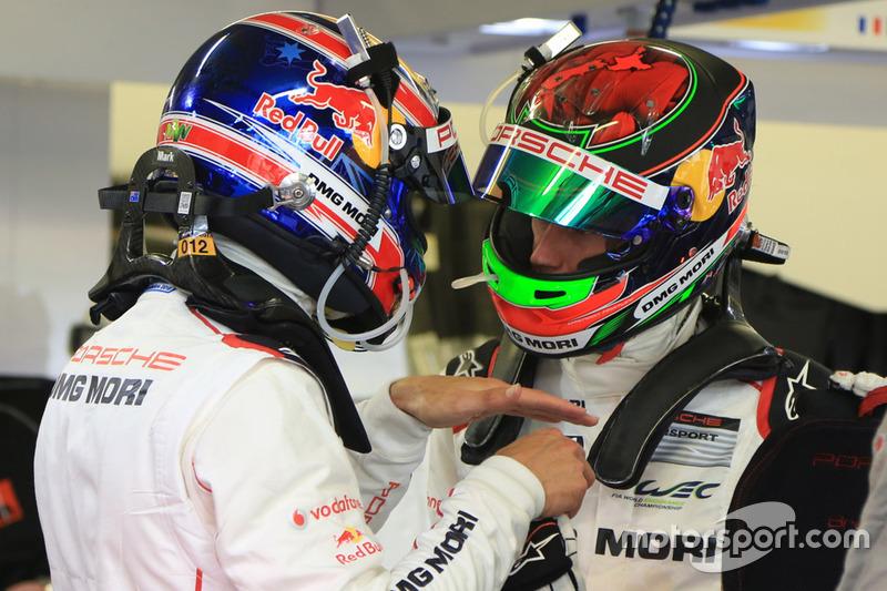 #1 Porsche Team Porsche 919 Hybrid: Mark Webber, Brendon Hartley